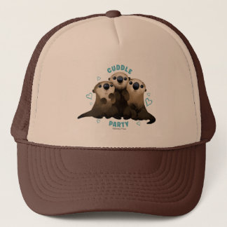 Finding Dory Otters | Cuddle Party 2 Trucker Hat