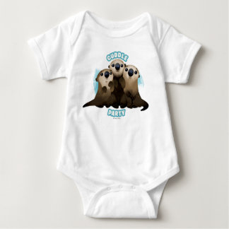 Finding Dory Otters | Cuddle Party Baby Bodysuit