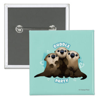 Finding Dory Otters   Cuddle Party Button