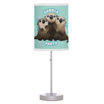 Finding Dory Otters | Cuddle Party Desk Lamp