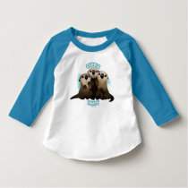 Finding Dory Otters | Cuddle Party T-Shirt