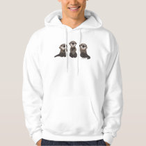 Finding Dory Otters Hoodie