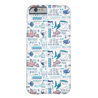 Finding Dory Pastel Pattern Barely There iPhone 6 Case