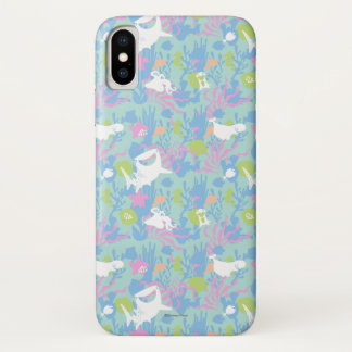 Finding Dory Pastel Sea Pattern iPhone X Case