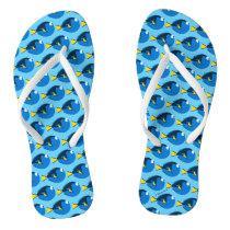 Finding Dory Pattern Flip Flops