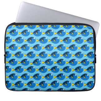 Finding Dory Pattern Laptop Sleeve