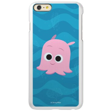 Disney Themed Finding Dory | Pearl Incipio Feather Shine iPhone 6 Plus Case