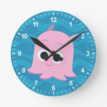 Disney Themed Finding Dory | Pearl Round Clock