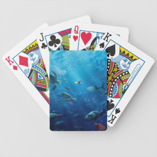 Finding Dory | Poster Art Bicycle Playing Cards