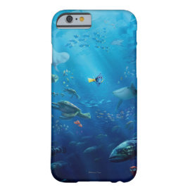 Finding Dory | Poster Art Barely There iPhone 6 Case