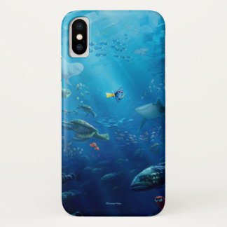 Finding Dory | Poster Art iPhone X Case