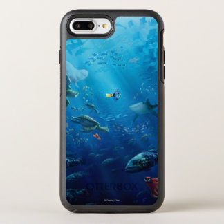 Finding Dory | Poster Art OtterBox Symmetry iPhone 8 Plus/7 Plus Case