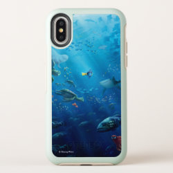 Finding Dory | Poster Art OtterBox Symmetry iPhone X Case