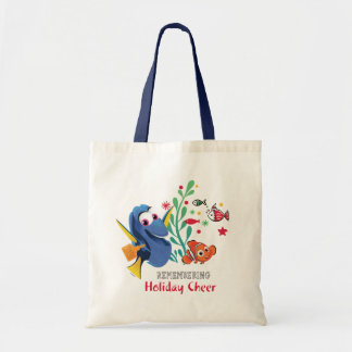 Finding Dory | Remembering Holiday Cheer Tote Bag