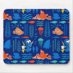 Finding Dory Sea Pattern Mouse Pad