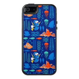 Finding Dory Sea Pattern OtterBox iPhone 5/5s/SE Case