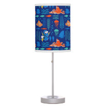 Finding Dory Sea Pattern Table Lamp