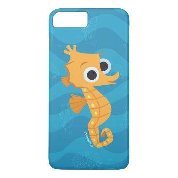Disney Themed Finding Dory   Sheldon iPhone 7 Plus Case