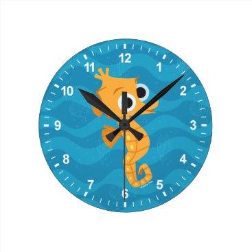 Disney Themed Finding Dory | Sheldon Round Clock