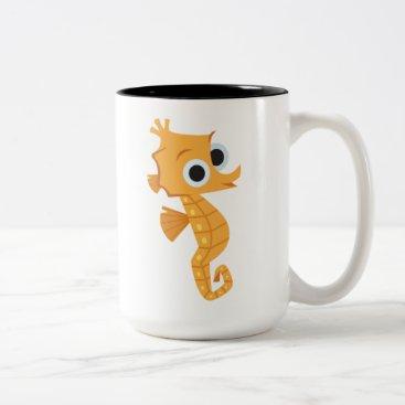 Disney Themed Finding Dory | Sheldon Two-Tone Coffee Mug