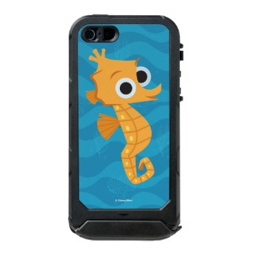 Disney Themed Finding Dory   Sheldon Waterproof iPhone SE/5/5s Case