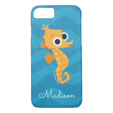 Disney Themed Finding Dory   Sheldon   Your Name iPhone 7 Case