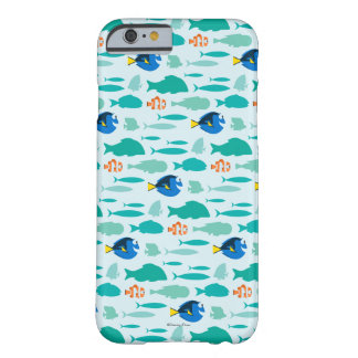 Finding Dory Silhouette Pattern Barely There iPhone 6 Case
