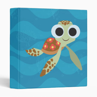 Finding Dory   Squirt 3 Ring Binder