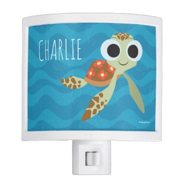 Disney Themed Finding Dory | Squirt - Add Your Name Night Light
