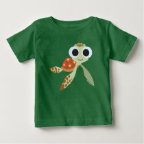 Finding Dory | Squirt Baby T-Shirt