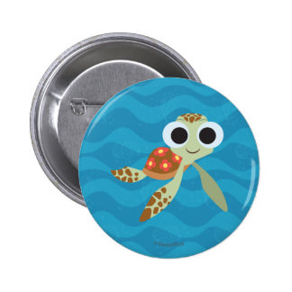 Finding Dory   Squirt Pinback Button