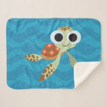 Finding Dory | Squirt Sherpa Blanket