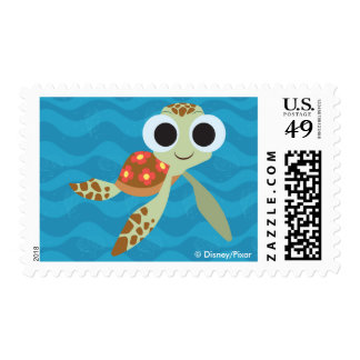 Finding Dory   Squirt Stamp