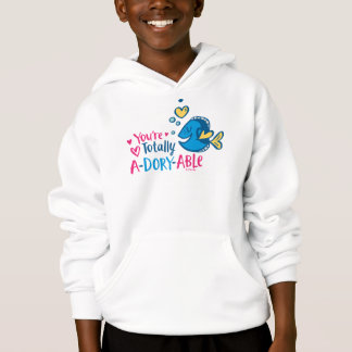 Finding Dory   Totally A-Dory-Able Valentine Hoodie