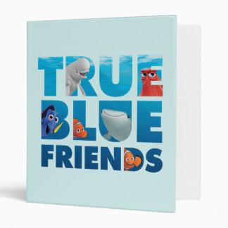 Finding Dory   True Blue Friends 3 Ring Binder