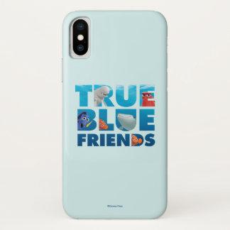 Finding Dory | True Blue Friends iPhone X Case