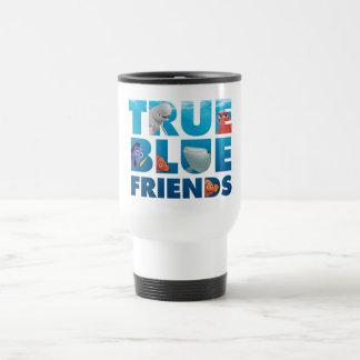 Finding Dory | True Blue Friends Travel Mug