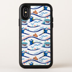 Frozen's Olaf the Snowman & Sven the Reindeer OtterBox Apple iPhone X Symmetry Case