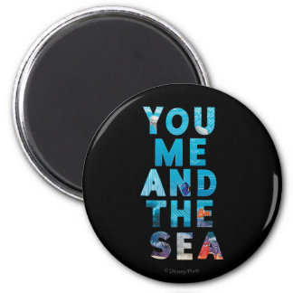Finding Dory | You Me & the Sea 2 Inch Round Magnet