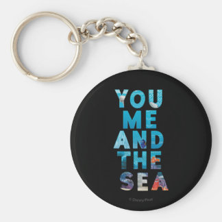 Finding Dory   You Me & the Sea Keychain