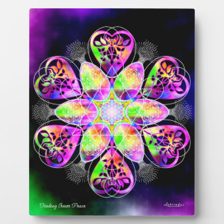 Finding Inner Peace Plaque