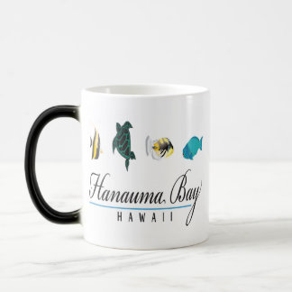 Finding Nemo at Hanauma Bay Hawaii Magic Mug
