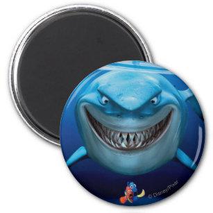 Finding Nemo | Bruce Grinning Magnet