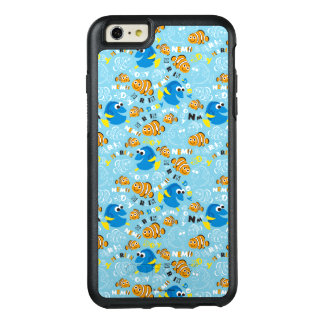 Finding Nemo | Dory and Nemo Pattern OtterBox iPhone 6/6s Plus Case