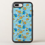 Finding Nemo   Dory and Nemo Pattern OtterBox Symmetry iPhone 8 Plus/7 Plus Case