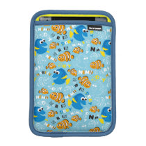 Finding Nemo | Dory and Nemo Pattern Sleeve For iPad Mini