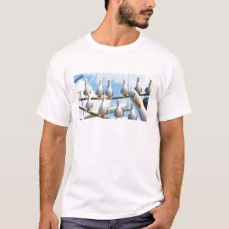 Finding Nemo Seagulls on ropes T-Shirt