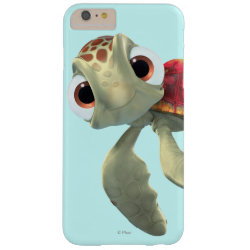 Case-Mate Barely There iPhone 6 Plus Case with Cute baby sea turtle Squirt of Finding Nemo design