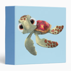 Cute baby sea turtle Squirt of Finding Nemo Avery Signature 1