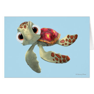Finding Nemo | Squirt Floating Card
